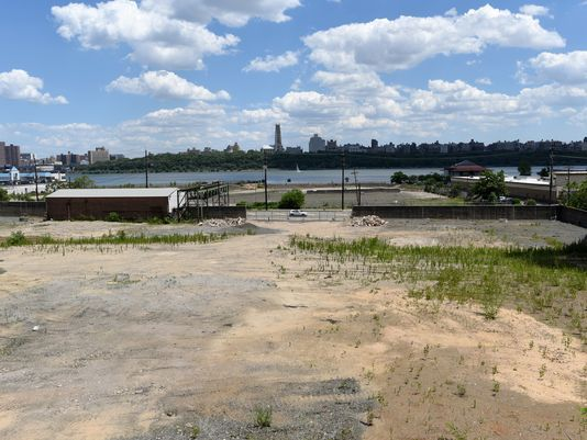Edgewater officials accused of corruption by developer seeking to build on Hess site